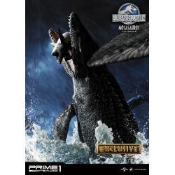 Jurassic World Estatua 1/15 Mosasaurus Exclusive Version 66 cm