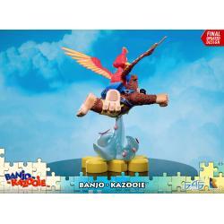 Banjo-Kazooie: Banjo-Kazooie Statue