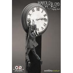 HAROLD LLOYD OLD&RARE STATUE