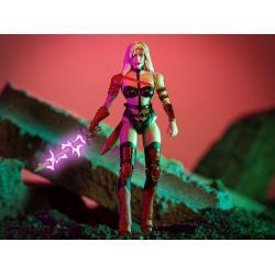 Heavy Metal FigBiz Action Figure Taarna Blonde Ver. 13 cm