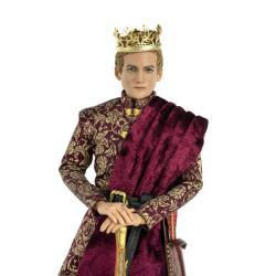 Juego de Tronos Figura 1/6 King Joffrey Baratheon Deluxe Version 29 cm