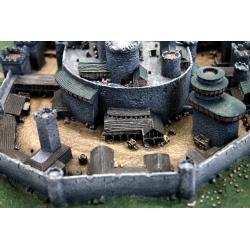 Juego de Tronos Diorama Winterfell 26 cm