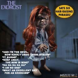 El Exorcista Figura con sonido Mega Scale Regan MacNeil 38 cm