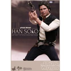 HOT TOYS STAR WARS HAN SOLO 1/6