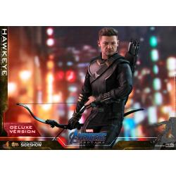 Hawkeye (Deluxe Version) Sixth Scale Figure by Hot Toys Avengers: Endgame - Movie Masterpiece Series