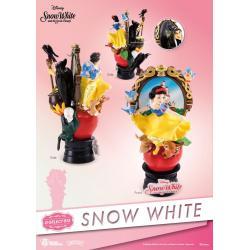 Blancanieves y los Siete Enanitos Diorama PVC D-Select 15 cm
