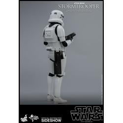 HOT TOYS MMS515 STAR WARS VI THE RETURN OF THE JEDI STORMTROOPER DELUXE VERSION 1/6TH SCALE COLLECTIBLE FIGURE 30CM