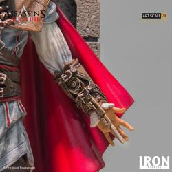 Assassin\'s Creed II Art Scale Statue 1/10 Ezio Auditore Deluxe 31 cm