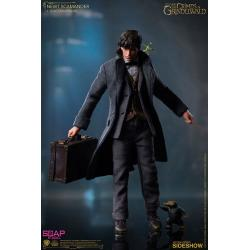 Fantastic Beasts: The Crimes of Grindelwald Action Figure 1/12 Newt Scamander 17 cm