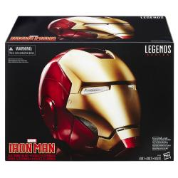 Marvel Legends Casco Electrónico Iron Man