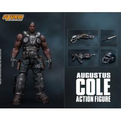 Gears of War 5 Figura 1/12 Augustus Cole 16 cm