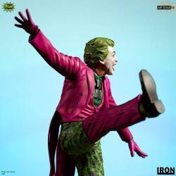 Batman 1966 Deluxe BDS Art Scale Statue 1/10 The Joker 23 cm