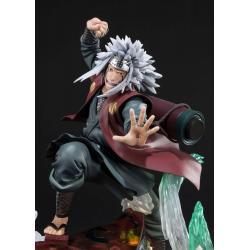 Naruto Shippuden Estatua PVC FiguartsZERO Jiraiya Kizuna Relation 20 cm