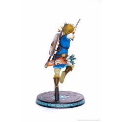 The Legend of Zelda Breath of the Wild Estatua PVC Link 25 cm