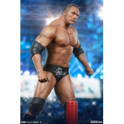 WWE Statue 1/4 The Rock 71 cm