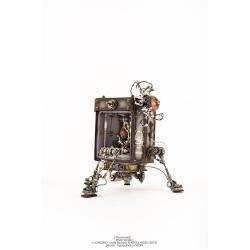 Voronoid Statue Web Spider & Mini Factory 14 cm