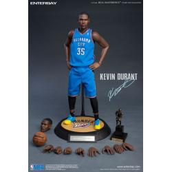 NBA Collection Figura Real Masterpiece 1/6 Kevin Durant 33 cm