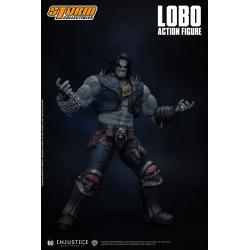 Injustice: Gods Among Us Action Figure 1/12 Lobo 21 cm