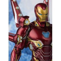 Vengadores: Endgame Pack Accesorios para Figura S.H. Figuarts Iron Man MK50