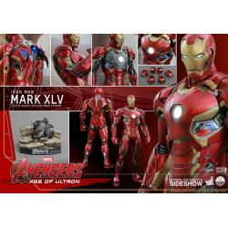 The Avengers: Age of Ultron: Iron Man Mark XLV Quarter Scale Figure