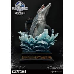 Jurassic World Estatua 1/15 Mosasaurus 66 cm