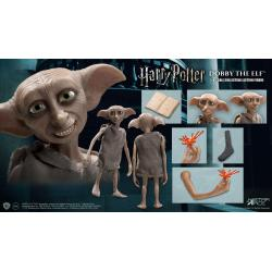 Harry Potter y la cámara secreta Figura Real Master Series 1/8 Dobby 12 cm