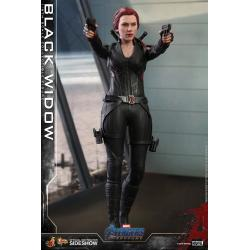 Black Widow Sixth Scale Figure by Hot Toys Avengers: Endgame - Movie Masterpiece Series NEW PROTOTYPE SHOWN