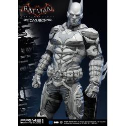 Batman Arkham Knight 1/3 Statue Batman Beyond White Version 84 cm