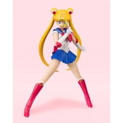 Sailor Moon S.H. Figuarts Action Figure Sailor Moon Animation Color Edition 14 cm
