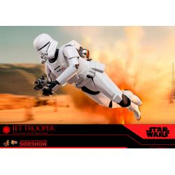 Jet Trooper Sixth Scale Figure by Hot Toys The Rise of Skywalker - Movie Masterpiece Series