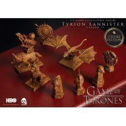 Juego de Tronos Figura 1/6 Tyrion Lannister Deluxe Version 22 cm