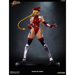 Street Fighter IV Statue 1/4 Shadaloo Cammy 43 cm
