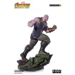 Vengadores Infinity War Estatua Legacy Replica 1/4 Thanos 72 cm