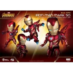 Avengers Infinity War Egg Attack Action Figure Iron Man Mark 50 16 cm