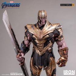 Vengadores: Endgame Estatua Legacy Replica 1/4 Thanos Deluxe Ver. 78 cm