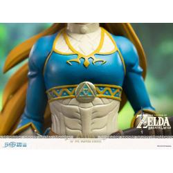 The Legend of Zelda Breath of the Wild PVC Statue Zelda 25 cm