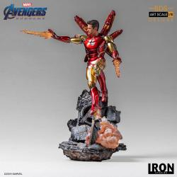 Avengers Endgame BDS Art Scale Statue 1/10 Iron Man Mark LXXXV Deluxe Version 29 cm