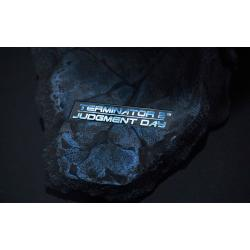 Terminator 2: Judgment Day Replica 1/1 T-800 Endoskeleton Mask 46 cm