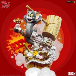 Tom & Jerry Prime Scale Statue 1/3 Tom & Jerry 21 cm