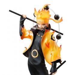 Naruto Shippuden G.E.M. Series PVC Statue Uzumaki Naruto Rikudo Sennin Mode 22 cm