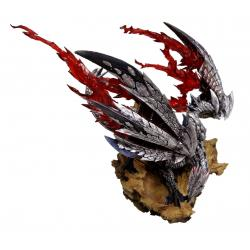 Monster Hunter Estatua PVC CFB Creators Model Valfalk 23 cm