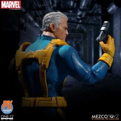 mezco figure MARVEL PX CABLE X-MEN ED AF
