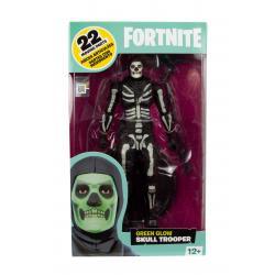 Fortnite Figura Green Glow Skull Trooper (Glow-in-the-Dark) Walgreens Exclusive 18 cm