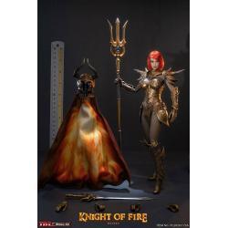 Knight of Fire Figura 1/6 Golden Edition 30 cm