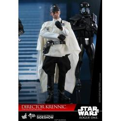 Director Krennic Sixth Scale Figure by Hot Toys Rogue One: A Star Wars Story - Movie Masterpiece Series