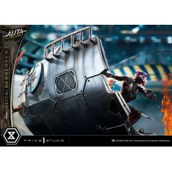 Alita: Battle Angel Statue 1/4 Alita Berserker Motorball Tryout Bonus Version 64 cm