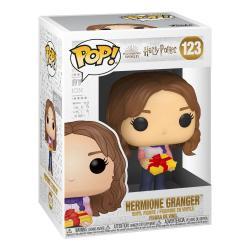 Harry Potter Figura POP! Vinyl Holiday Hermione Granger 9 cm
