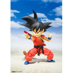 GOKU BOY FIGURE DRAGON BALL SH FIGUARTS