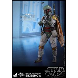 Boba Fett (Deluxe Version) Episode V: The Empire Strikes Back - Movie Masterpiece Series