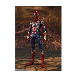Avengers: Endgame S.H. Figuarts Action Figure Iron Spider (Final Battle) 15 cm